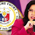 CJ Maria Lourdes Sereno Obtains the Lowest Approval & Trust Rating Among Government Officials