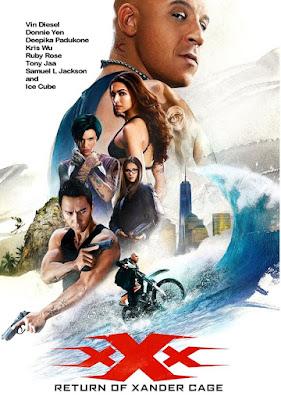 xXx: Return of Xander Cage [2017] [NTSC/DVDR- Custom HD] Ingles, Español Latino