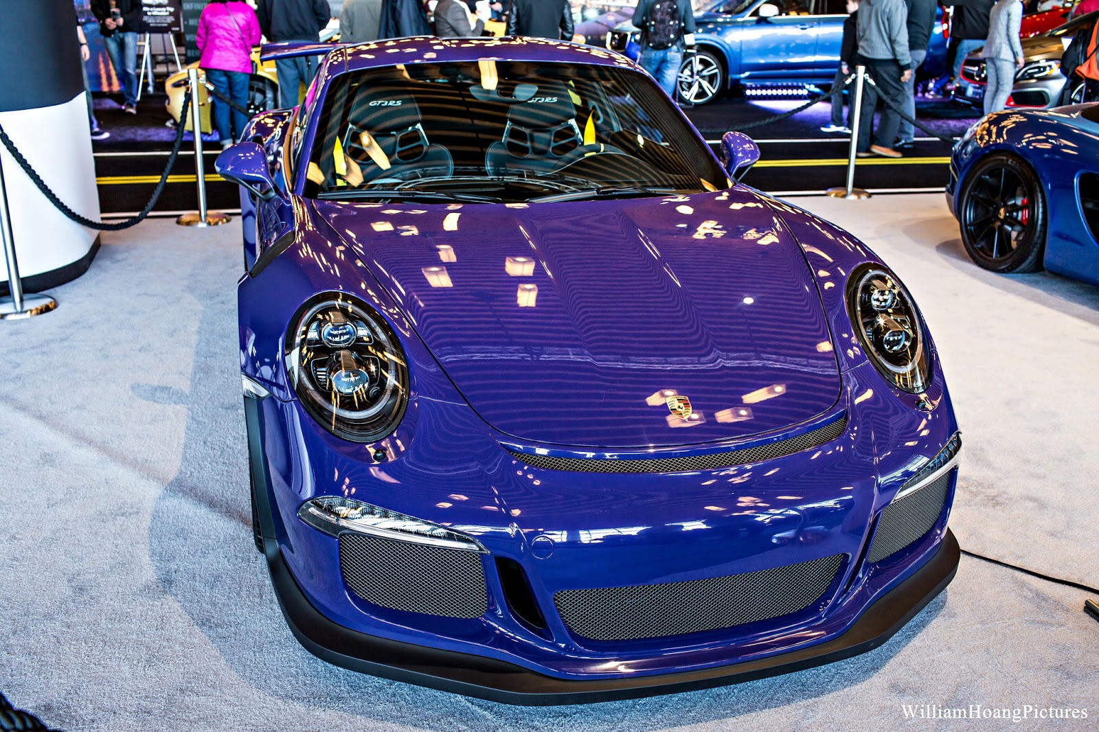 Vancouver International Auto Show 2016