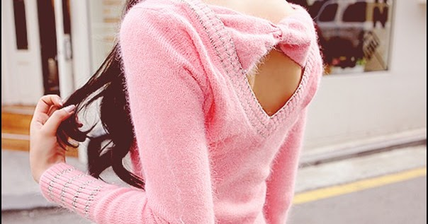 Girly Pink Winter Fashion Cute