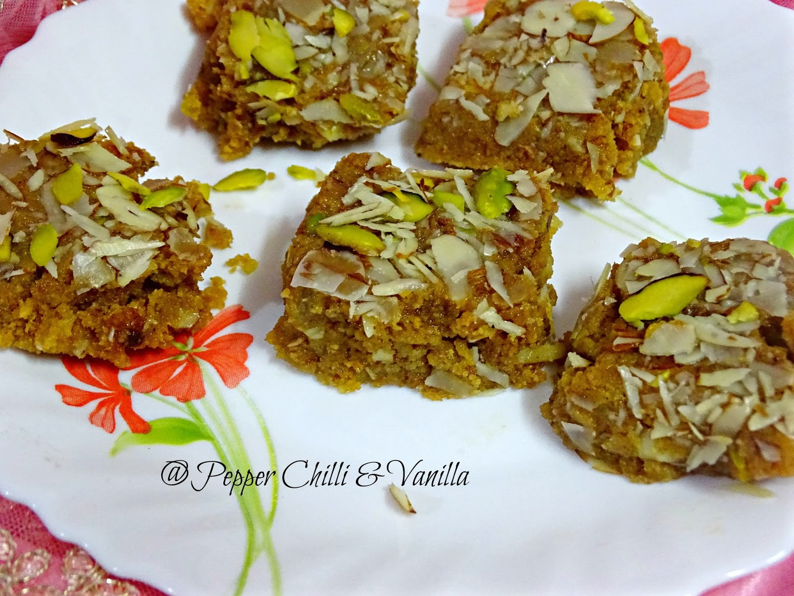 how to make dodha burfi