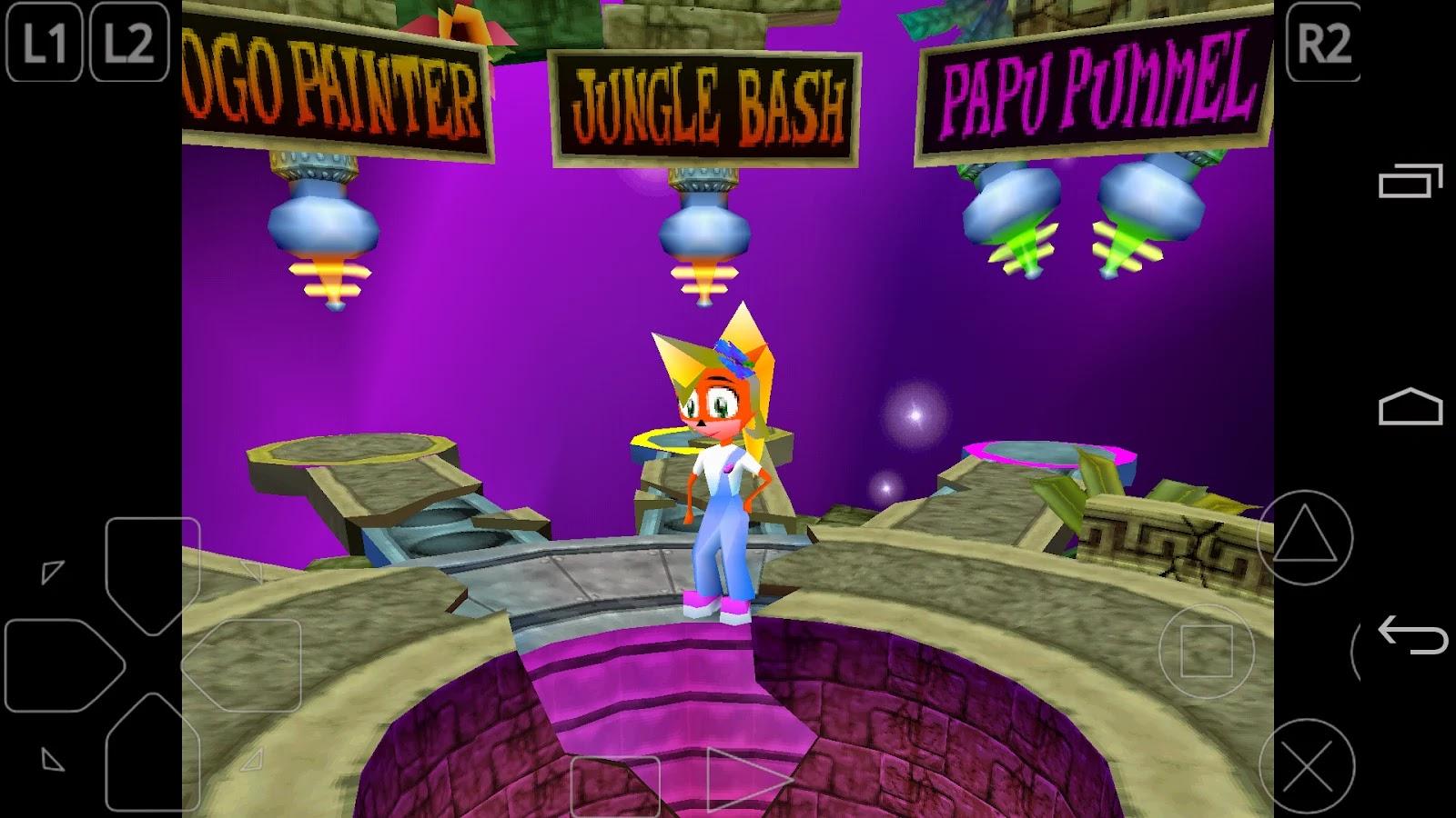 ePSXe[Playstation Emulator] 1.9.20 Apk+Roms+Bios ...