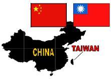 Tensions between Beijing and Taipei
