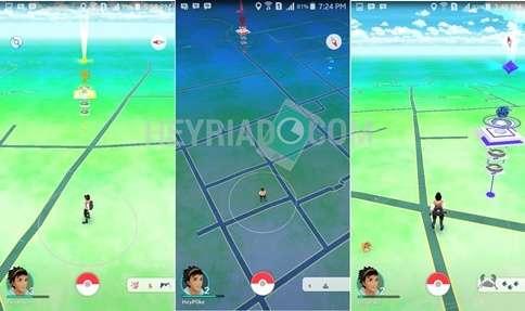 Tips Trik Pokemon Go Saat Menemukan Gym