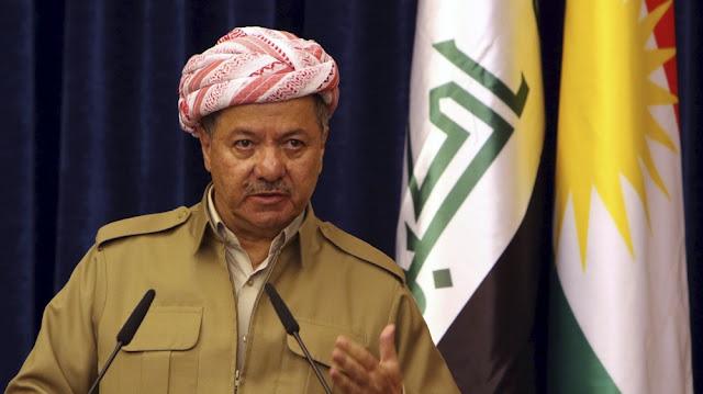 Μήνυμα ΗΠΑ σε Μπαρζανί: Μην κάνεις δημοψήφισμα για το Κουρδιστάν!