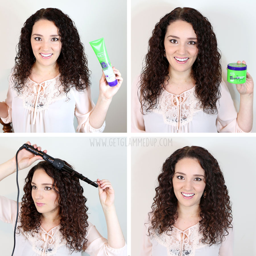 7 easy hairstyles for curly hair – weekly change ups with garnier