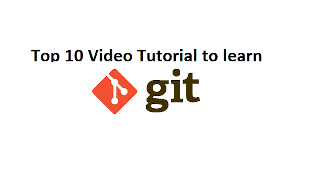 Top 10 Best Git video tutorials