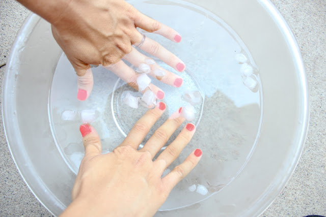 Pin Test Does Cold Water Dry Nail Polish