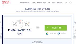 cara memperkecil ukuran file pdf menjadi 300 kb online