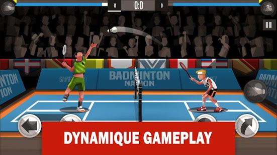 Badminton League Mod Apk Android