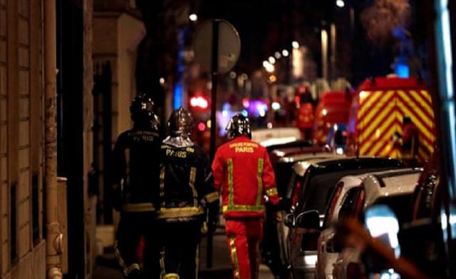 Hal yang harus dilakukan, Jika Terjadi Kebakaran di Gedung Bertingkat