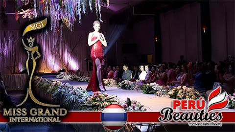 Miss Grand International 2015 Star of Stars Fashion show