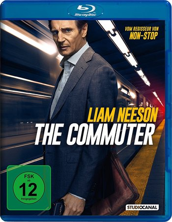 The Commuter (2018) English 720p BluRay