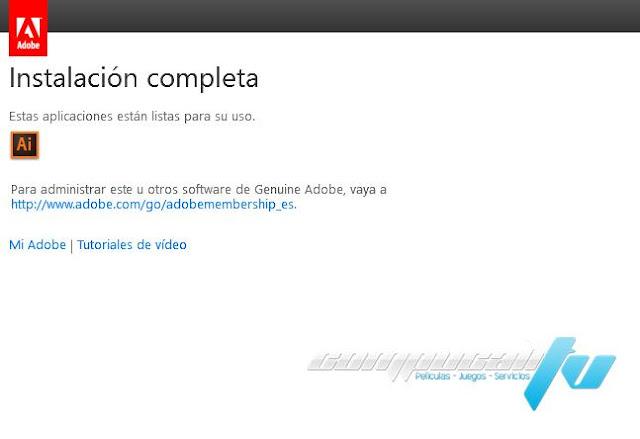 Adobe Illustrator CC Versión 17.0.0 Español