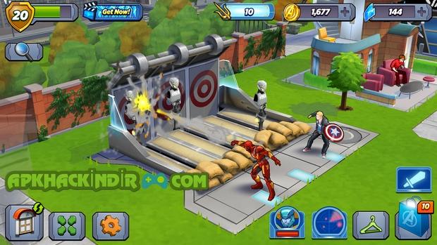marvel avengers academy 1.14.0 hile