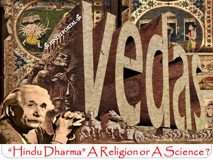 Hindu Dharma a Religion or a Science?