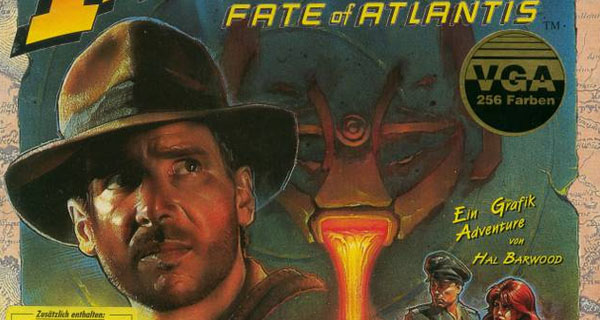 Indiana Jones Fate of Atlantis