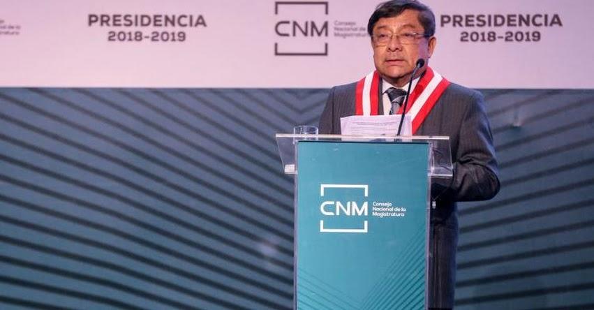 CNM: Convocan nuevo Concurso para ocupar más de mil plazas de jueces y fiscales (Examen 24 Junio UNMSM) www.cnm.gob.pe