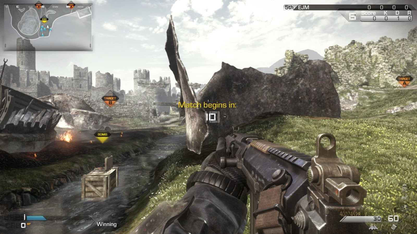 Game Reviews Call Of Duty Ghosts Review