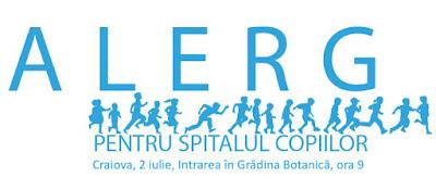 02 Iulie - Alerg pentru Spitalul Copiilor