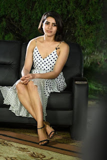 Samantha Rangasthalam Movie Interview Stills 05