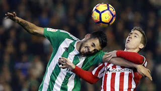 Betis vs Athletic Bilbao Live Streaming online Today 22 December 2017 Spain La Liga