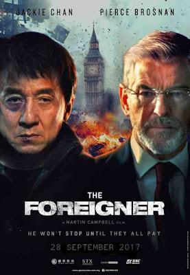 The Foreigner Mini Critica por J.C.  Chan es de lo poco que salvar