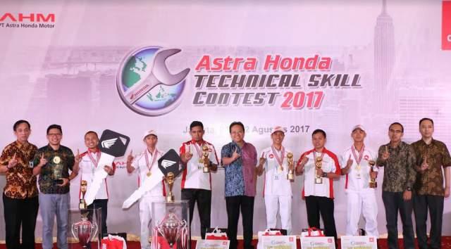 Astra-Honda-teknical-Skill-Contest-2017