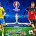 Suécia x Bélgica (22/06/2016) - Euro 2016 - Prognóstico, Horário e TV