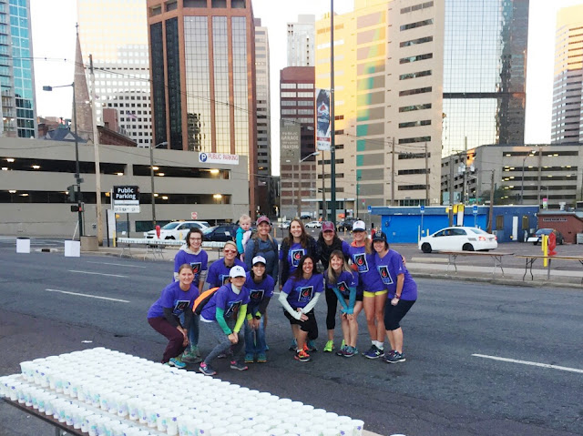 Early Morning Run - Why runners should volunteer at races