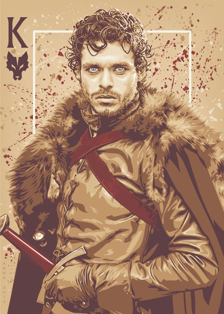 Robb Stark - Game of Thrones