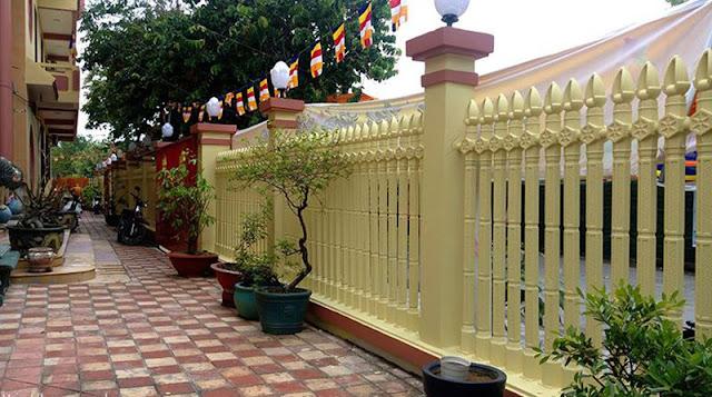 Ba Hình Thức Lựa Chọn Màu Sắc Thích Hợp Cho Cổng Tường Rào