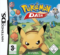 Pokemon Dash, NDS, Español, Mega, Mediafire