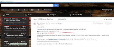Cach nhan giftcode game gunpow