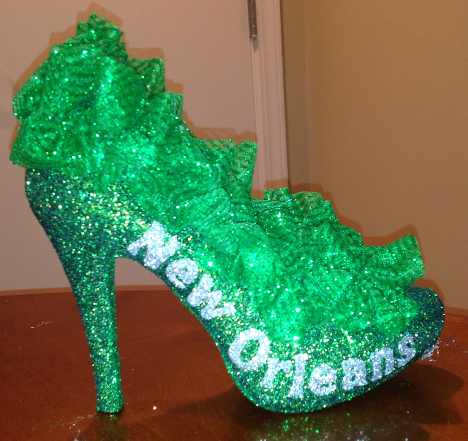 New Orleans Shoe Joke