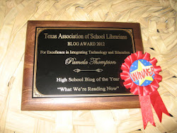 Winner 2012 High School Blog of the Year