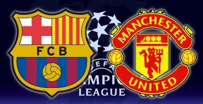Barcelona VS Manchester United (MU)