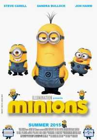 Minions 2015 Full Movie Download Hindi Dual Audio 300mb