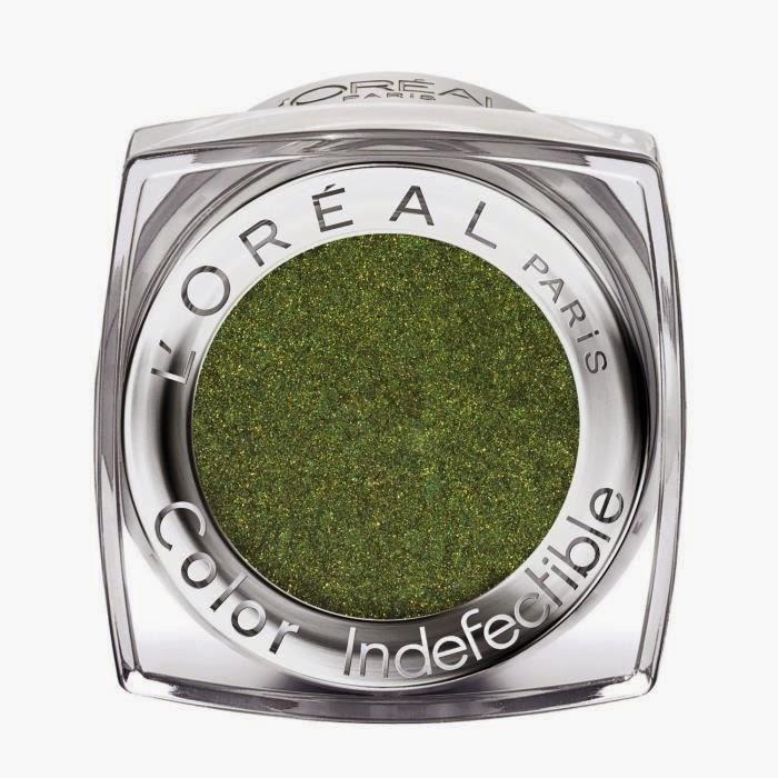 L'Oréal Paris Color Infaillible Emerald Lame