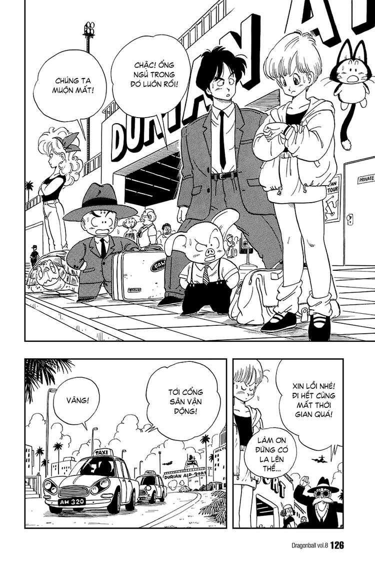 Dragon Ball chap 113 trang 4