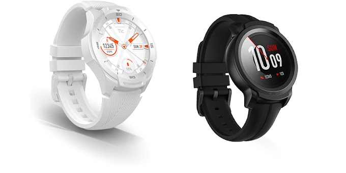 Ticwatch E2 and S2 with Wear OS now available, starting at $159