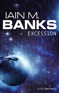Excession, por Iain M. Banks
