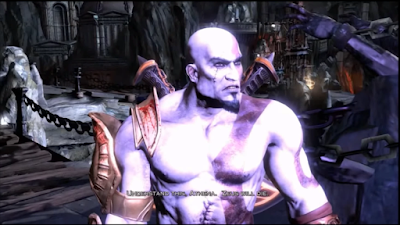 Download God Of War 3 PPSSPP ISO highly compressed