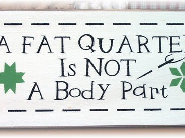 Quilting 101:  What is a Fat Quarter?