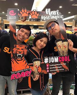 Menangi Wang Tunai RM 3000 Dalam #RIMAUDANCECHALLENGE CoolBlog