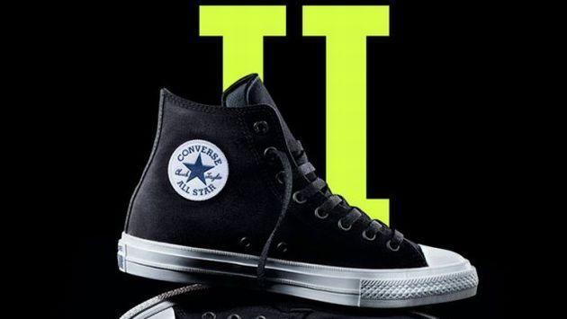 Nike renueva la imagen de sus aclamadas Converse