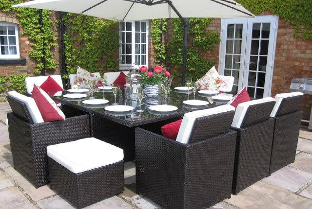 Garden Furniture 10 Year Guarantee 10 creative decor with rattan cube set garden furniture you will