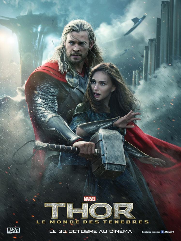Resultado de imagen para Thor 2: El mundo oscuro (2013): 7 sobre 10