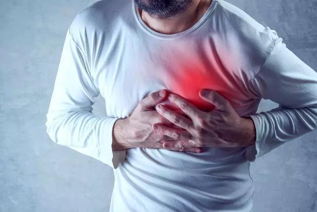 心絞痛,按6個穴位,幾分鐘緩解!(緩解心臟壓力)