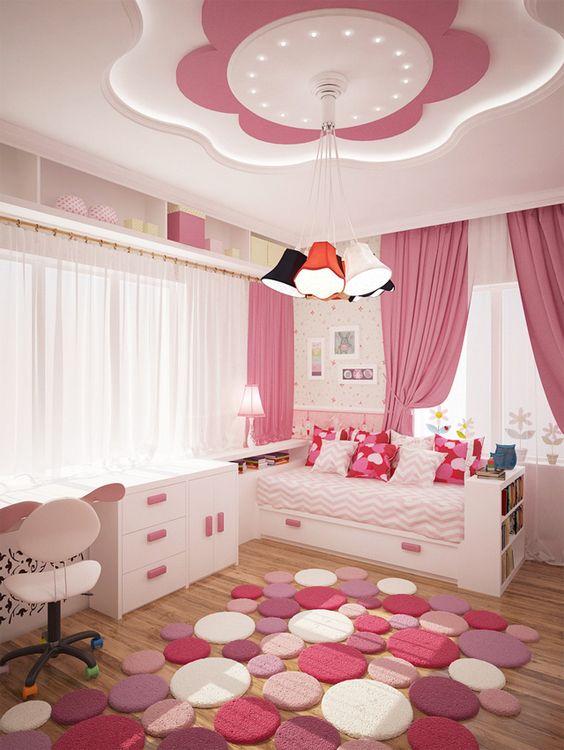 How to make a false ceiling design with lighting